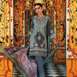 Gul Ahmed Luxury Eid Festival Dresses 2018 (17)