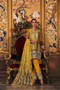 Gul Ahmed Luxury Eid Festival Dresses 2018 (2)