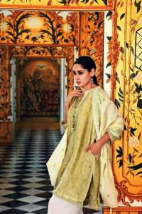 Gul Ahmed Luxury Eid Festival Dresses 2018 (26)