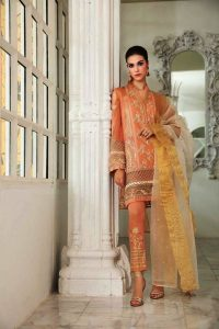Gul Ahmed Luxury Eid Festival Dresses 2018 (31)