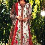 Gul Ahmed Luxury Eid Festival Dresses 2018 (4)