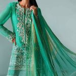 Gul Ahmed Luxury Eid Festival Dresses 2018 (43)