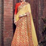 Indian Wedding Saree Trends 2018 (15)