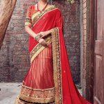 Indian Wedding Saree Trends 2018 (18)