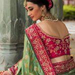 Indian Wedding Saree Trends 2018 (6)