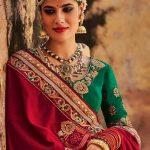 Indian Wedding Saree Trends 2018 (8)