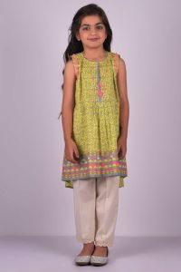 Teen Age Girls Eid Dresses Collection 2018 (12)