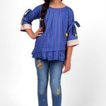 Teen Age Girls Eid Dresses Collection 2018 (16)