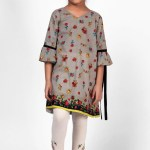 Teen Age Girls Eid Dresses Collection 2018 (17)