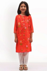 Teen Age Girls Eid Dresses Collection 2018 (5)