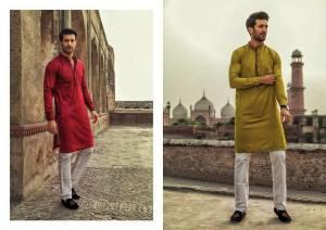 Urban Studio Men Dresses Eid Collection 2018 by Ismail (6)