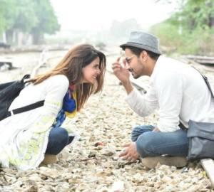 Zahid Ahmed in his next Eid telefilm with Saba Qamar