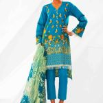 Classic Dresses Collection 2018 By Khaadi (20)