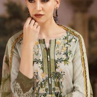 Exclusive Nishat Linen Summer Ideas Dress 2018 (4)