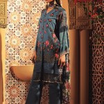 KHAADI UNSTITCHED CLASSICS EID COLLECTION 2018 (8)