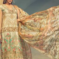 Signature Series Lawn Collection 2019 By House of Ittehad