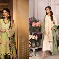 Sapphire Top 15 Women's Eid Dresses Design 2019