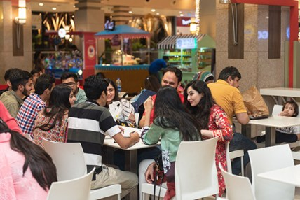 Came For Shopping This Ramzan at Dolmen Mall (5)