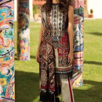 Womens Embroidered Eid Dresses 2019 By Firdous
