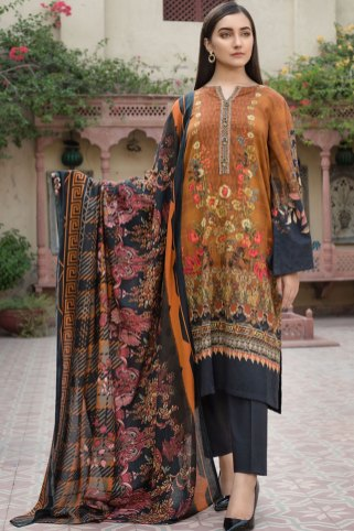 FallWinter Dresses Collection 2019-20 By Limelight (7)