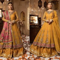 Maria B Luxury Bridal Dresses Collection 2019-20 (2)