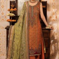 Maria B Luxury Bridal Dresses Collection 2019-20 (6)