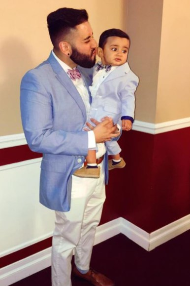 14 Amazing Father Son Matching Outfits (2)