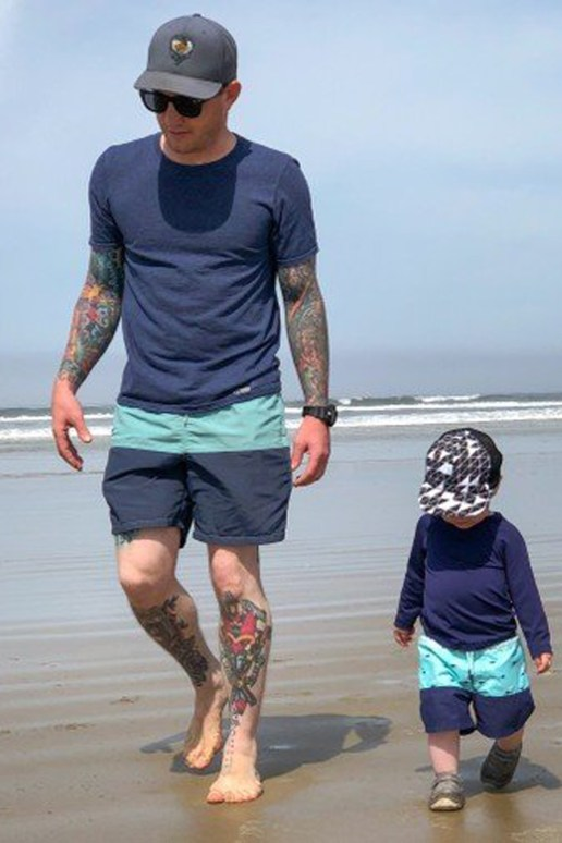 14 Amazing Father Son Matching Outfits (9)