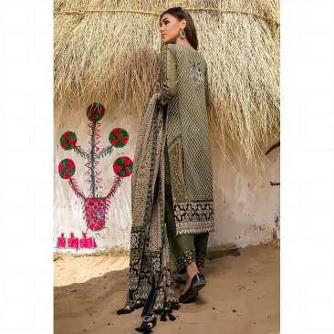 GulAhmed Women's Eid Dresses Collection 2020 (14)