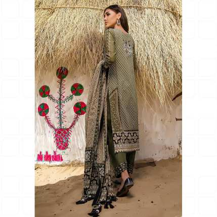 GulAhmed Women's Eid Dresses Collection 2020 (14)