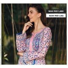 GulAhmed Women's Eid Dresses Collection 2020 (24)