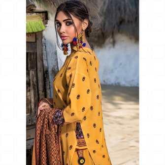 GulAhmed Women's Eid Dresses Collection 2020 (25)