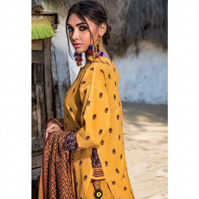 GulAhmed Women's Eid Dresses Collection 2020 (25)