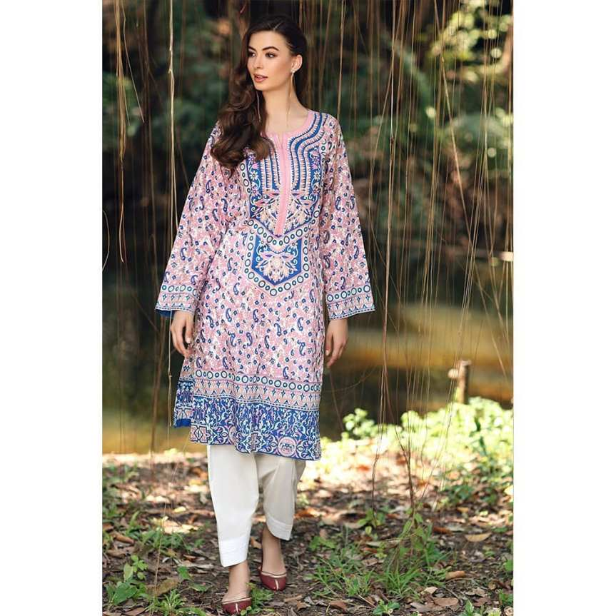 GulAhmed Women's Eid Dresses Collection 2020 (29)