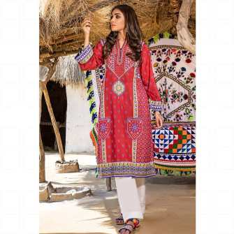 GulAhmed Women's Eid Dresses Collection 2020 (3)