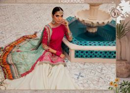 Unstitched Lawn Catalogue 2021 By Maria B (14)