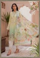 Unstitched Lawn Catalogue 2021 By Maria B (3)