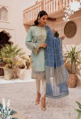 Unstitched Lawn Catalogue 2021 By Maria B (5)