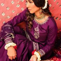 Khushiyaan Festive Dresses Collection 2021-22 By Anum Jung