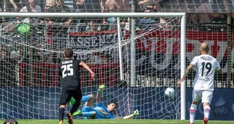 Audero lontano dalla Juve: il ragazzo non rientra nei piani e dovrebbe ripartire nuovamente in prestito, stavolta verso Cremona.