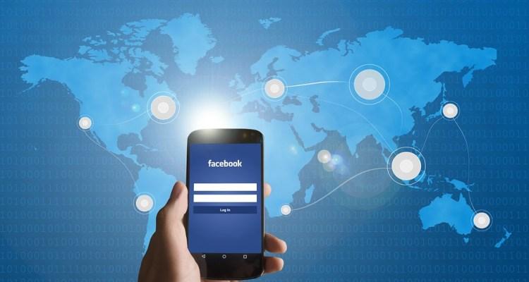 Facebook account commemorativo defunti