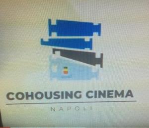 Logo Cohousing Cinema Napoli