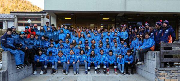 I ragazzi che hanno frequentato e frequentano il Liceo potrebbero essere futuri campioni olimpionici. Sicuramente decine di nomi degli