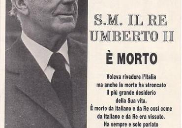 Umberto II di Savoia