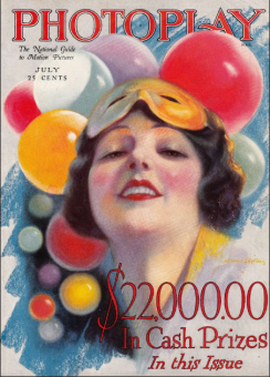 Photoplay July 1927