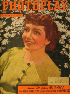 Photoplay Colbert 1937
