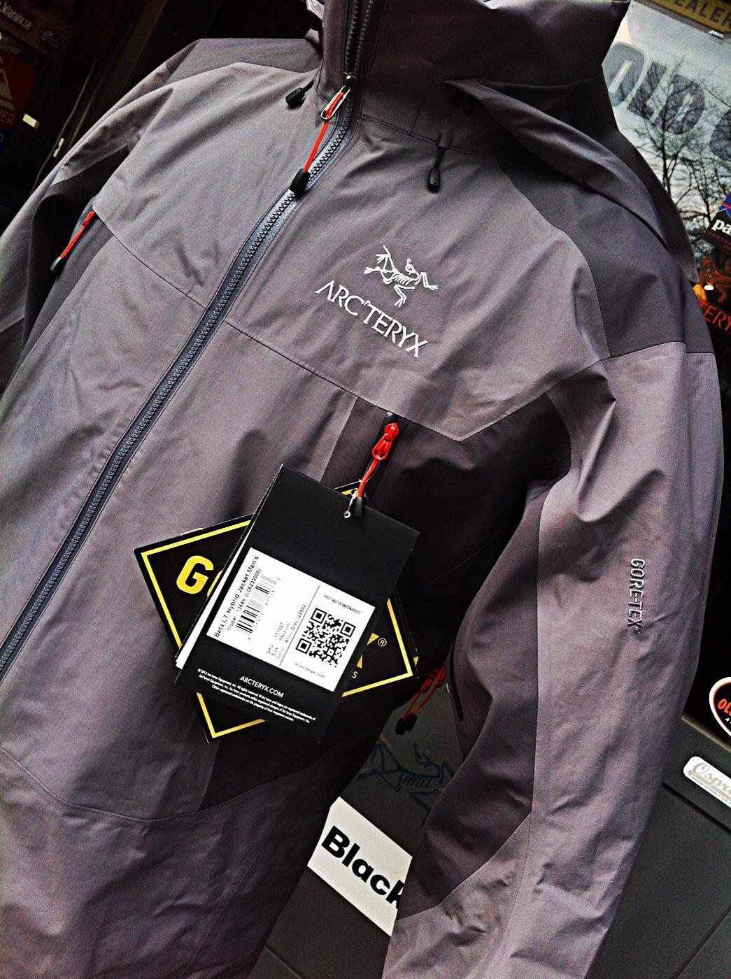 Arcteryx Beta LT Hybrid jacket Men's • Magazinet Sport