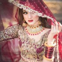 Charming Look Bridal Photoshoot of Hira Mani 2019