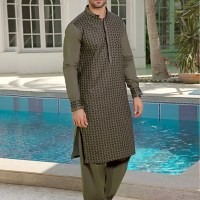 Riwaj Men Kurta Awesome Design For Eid 2019