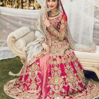 Bridal Photoshoot of Beauti Queen Kinza Hashmi 2019